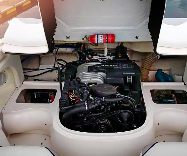 Mecánica de embarcaciones