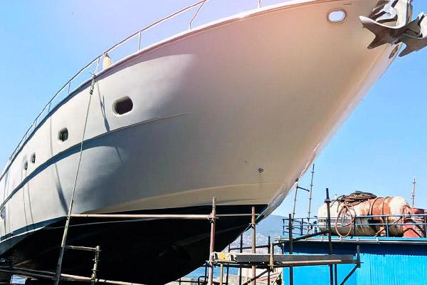 Maintenance des bateaux