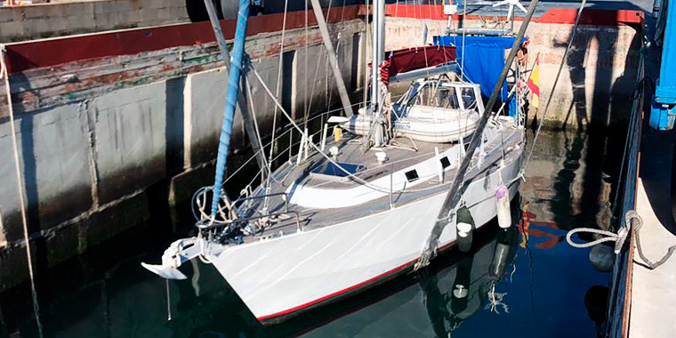 Technical Inspection Service of Boats